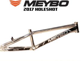 meybo race bmx frame holeshot 10mm 2017 polished